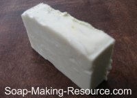 5% Infused Oil Comfrey Soap