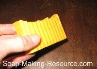 annatto seed soap 35% infusion