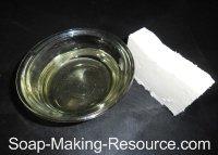 Castile Soap Recipe