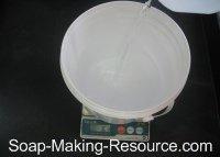 Measuring Distilled Water