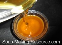 Melted Beeswax