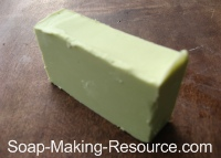 35% Infused Oil Comfrey Soap