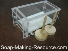 2 pound acrylic soap mold