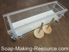 4 pound acrylic soap mold