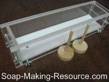 5 pound acrylic soap mold