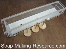 6 pound acrylic soap mold