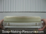 acrylic soap mold pushing soap out method