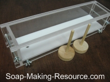acrylic soap mold