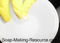 Adding Silk to Water
