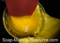Beating Egg Yolks