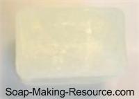 Crystal Clear Soap Base