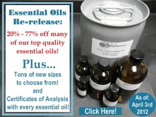 Huge Essential oils News