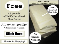 Free Shea Butter Event