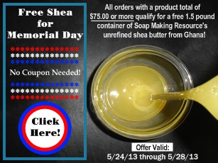 Free Shea for Memorial Day Event