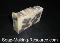 homemade soap recipe