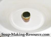 Ingredient Vessel in Empty Crockpot