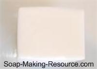 Low Sweat white Soap Base