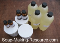 Newsletter Soap Recipe Kit
