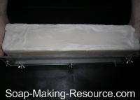 Removing Soap from Mold