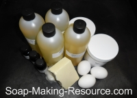 Shampoo Bar Recipe Kit