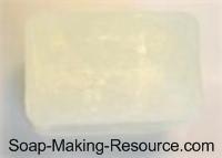 Shaving Oil Soap Base