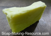 15% Infused Oil Spirulina Soap