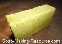 35% Infused Oil Spirulina Soap