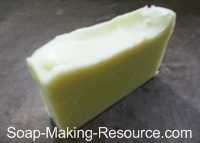 5% Infused Oil Spirulina Soap