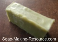 15% Infused Oil Comfrey Soap