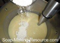 Adding Colloidal Oatmeal