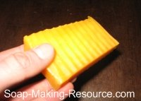 annatto seed soap after gel
