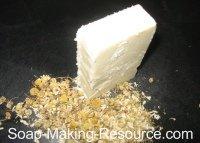 Baby Soap Recipe