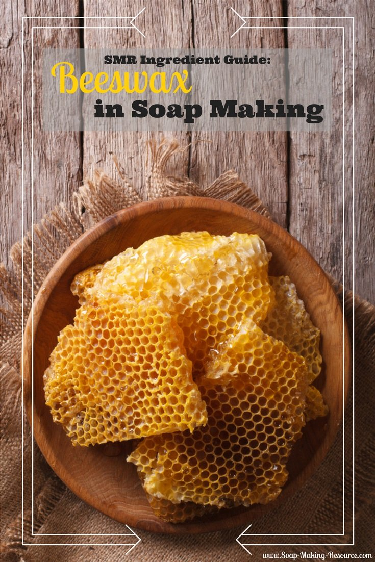 Beeswax in Soap Making