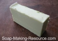 Comfrey Soap 12% Superfat