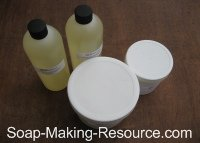 Easy Soap Recipe Kit