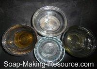 Essential Oils for homemade soap recipe