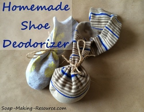 Homemade Shoe Deodorizer