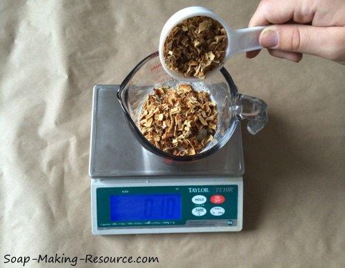 Measuring the Base Ingredients