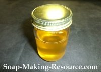 Jojoba Oil Ointment Finished Product