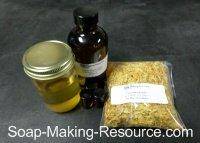 Jojoba Oil Ointment Recipe Kit