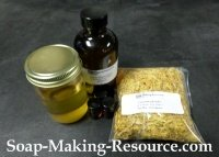 Jojoba Oil Ointment Recipe Kit