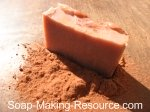 madder root soap