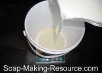 Measuring Oat Milk