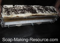 Removing Coffee Soap from Mold