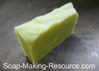 Spirulina Soap 12% Superfat