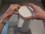 pvc pipe soap mold